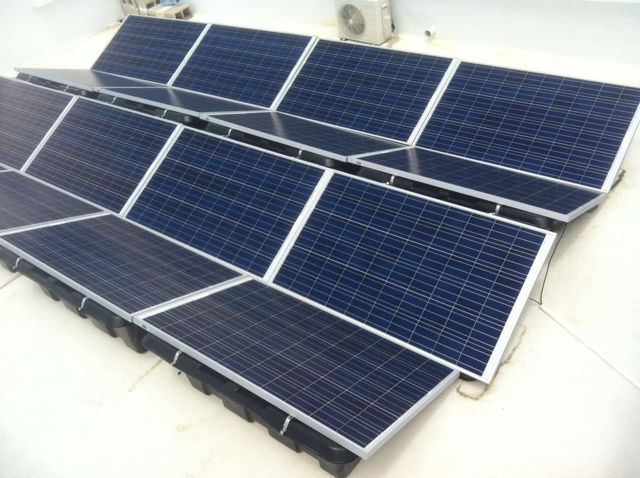 Solar installation Bayahibe