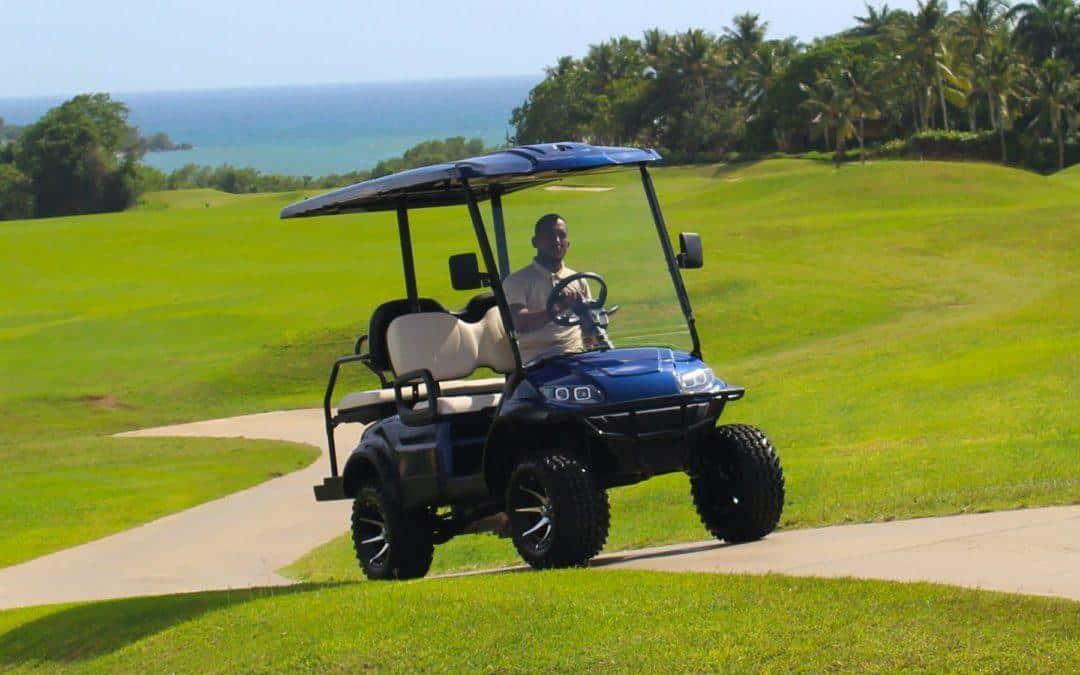 Gas vs Electric Golf Carts
